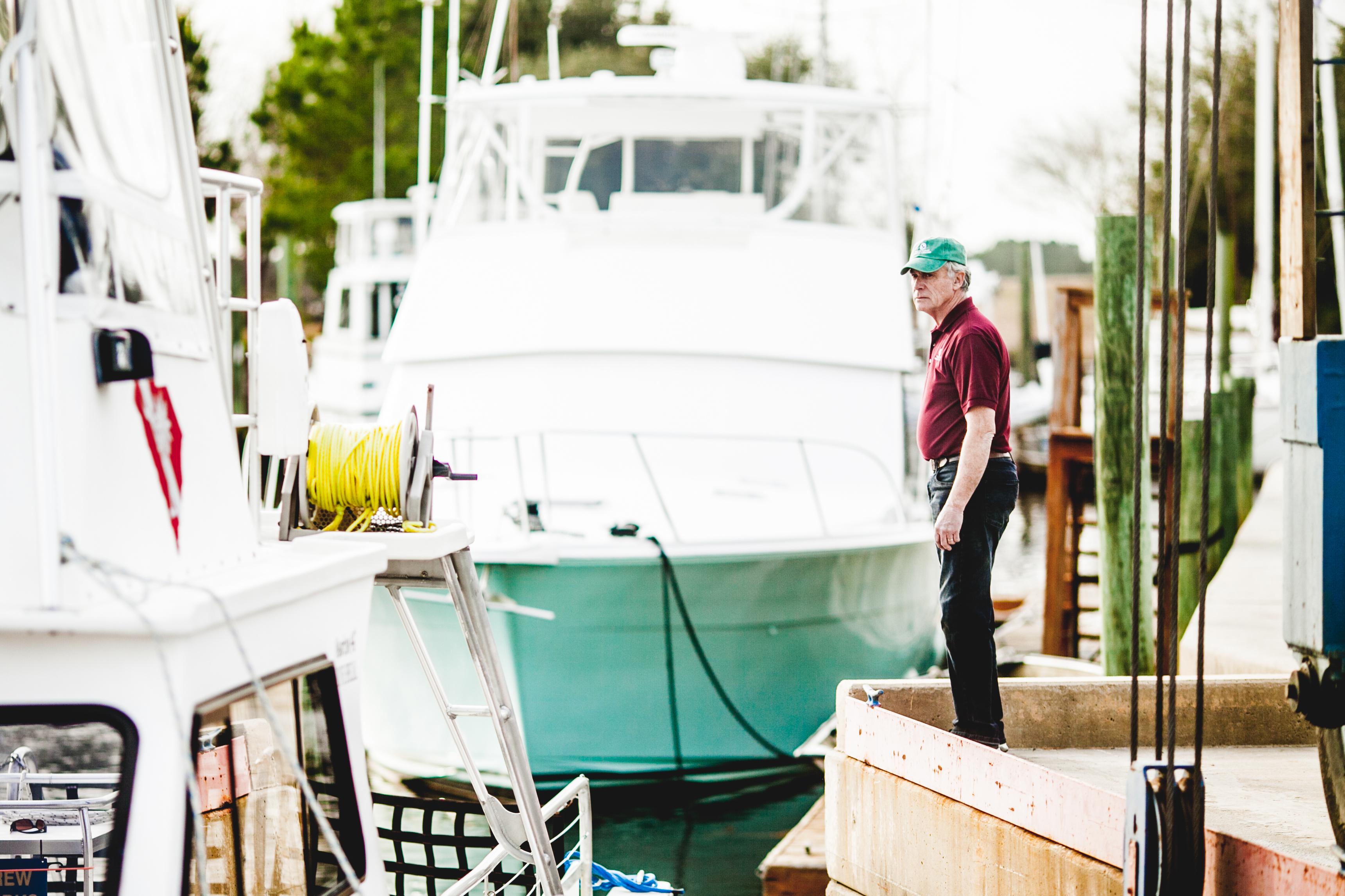 hank hinckley boat builder